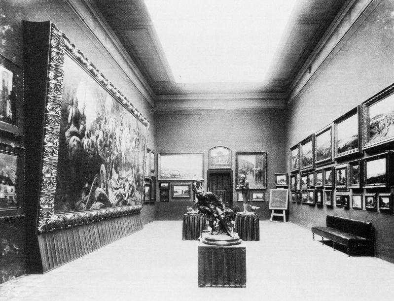 A Fõvárosi Múzeum kiállítása 1912, Palme Ház