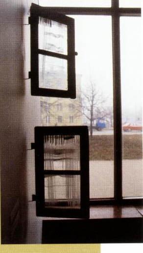 Lovas Ilona: Ablakok